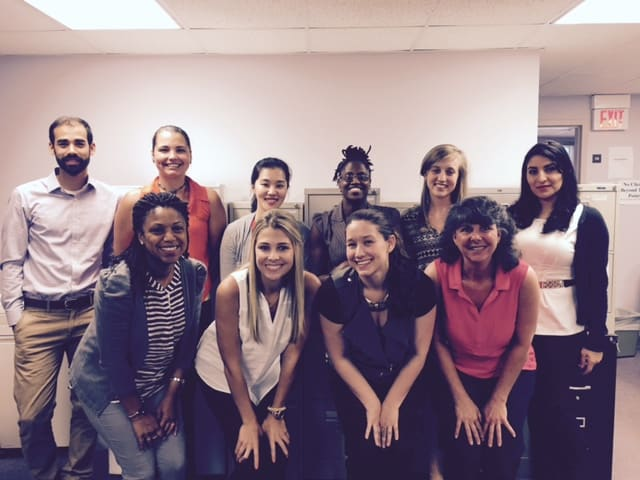 Photo of Pillars Community Health Clinical Interns