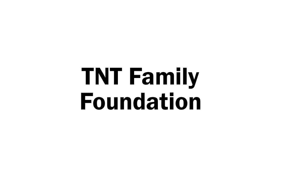 TNT Family Foundation words