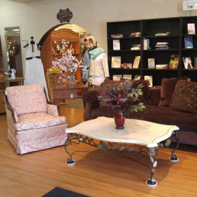 Photo of a living room furniture for sale