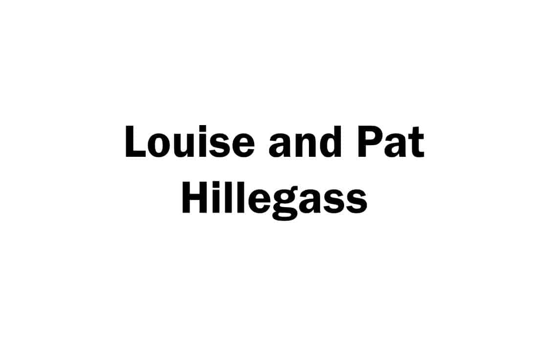 The Ball Sponsor - Louise and Pat Hillegass