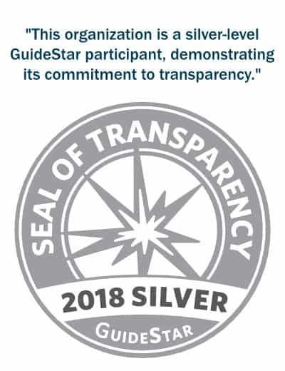 Guidestar Badge for Pillars Community Health