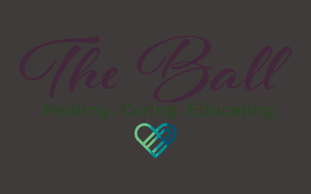 Pillars Logo - Text with heart
