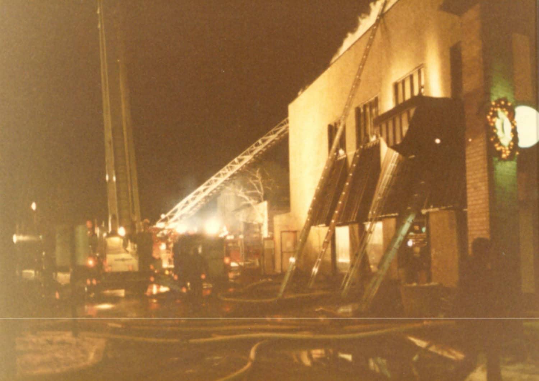 1981 fire